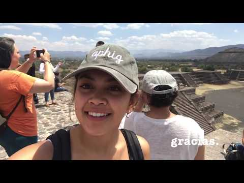 MICAH'S TRAVEL SERIES: Study Abroad Pt. 1 Mexico City