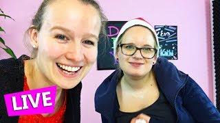 DIY Inspiration LIVE | Challenge mit Eva & Kathi | Weihnachten kann kommen ☃️