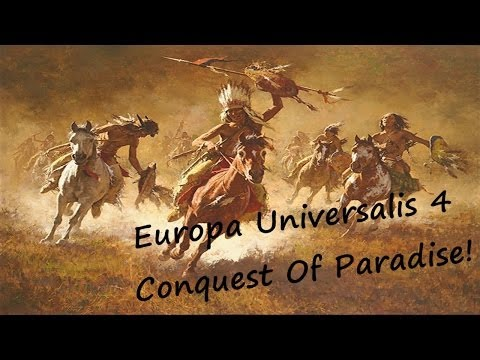 Conquest Of Paradise! - Europa Universalis 4 Multiplayer - Episode 1 |