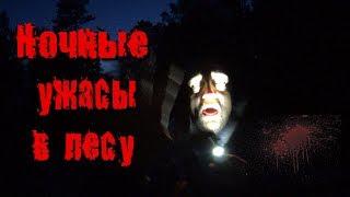 Ночные ужасы в лесу у Рыжего! (18+)