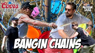 Pardon My Take Bangs Chains To Start Grit Week 2021