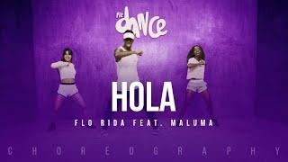 Hola - Flo Rida feat. Maluma | FitDance Life (Coreografía) Dance Video