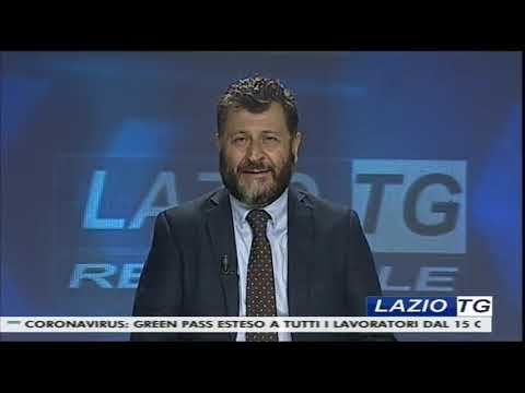 LAZIO TG DEL 17/09/2021 EDIZIONE DELLE 13.30