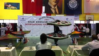 Uluslararası Halk Oyunları Yarışmaları