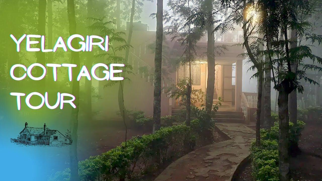 Yelagiri Cottage full tour | Tamil Couple vlog | The BK Chronicles