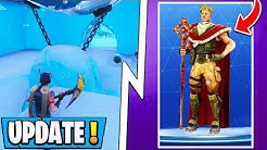 *NEW* Fortnite Update! | Season 8 Map, Royale Jonesy Skin, 7.30 Changes!