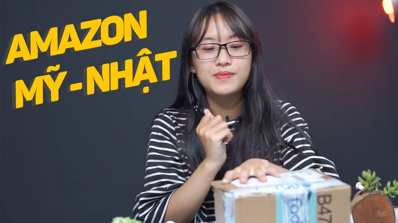 Tốn hơn 5 triệu ship hàng Amazon từ Nhật và Mỹ về và cái kết