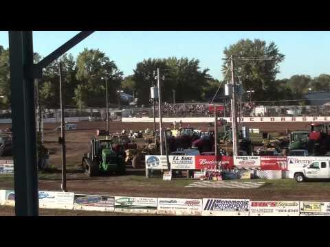 Cory Mahder - September 21st, 2013 - 2nd Place - Heat - Punky Manor - Red Cedar Speedway