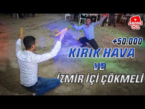 Süper İkili Kırık Hava Ve İzmir İçi Çökmeli Yukarıtandır Düğün (ADF Official Video)