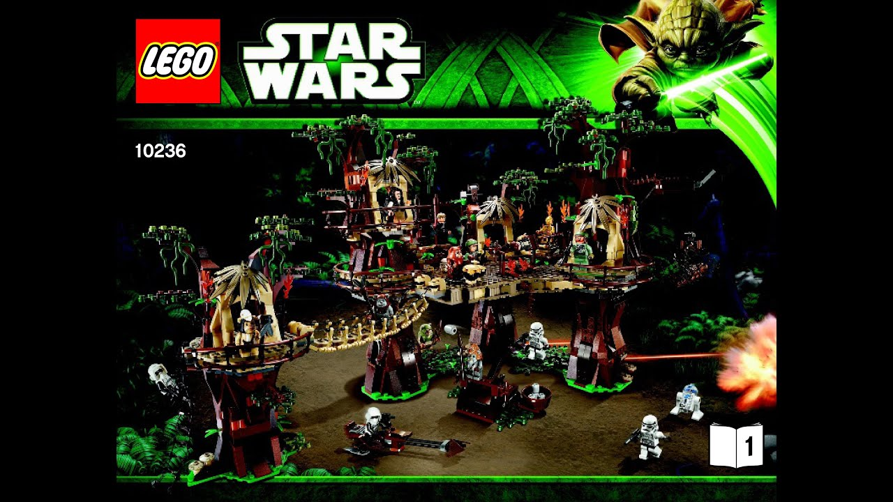 lego star wars building instructions free