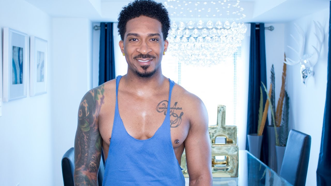 Love  Hip Hop Star Milan Christopher Goes Full Frontal Nude - Youtube-2637