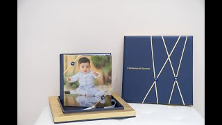 Album 25x25 Liberty Battesimo Giovanni