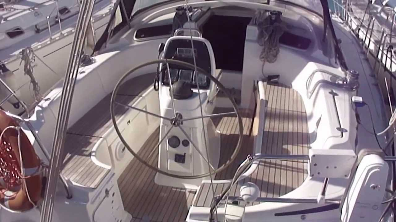 Bavaria 37 Cruiser 2007 Vendido Sold Youtube