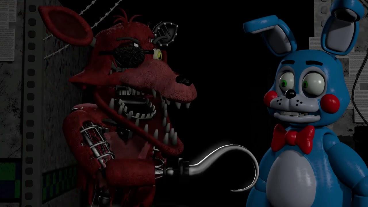 [SFM FNAF] 5 am Freddy's The Prequel