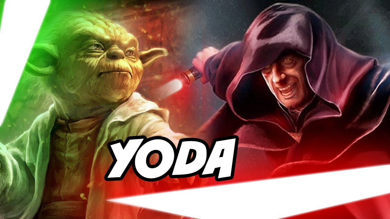 Dooku Compares Yoda to Sidious - Star Wars Explained