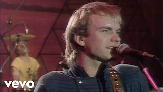 The Police - Roxanne (Live) YouTube Videos