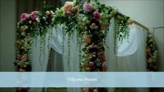 Украсить арку на свадьбу своими руками: мастер-класс с фото и видео