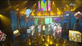 Andy - Love Song(with Sol-bi), 앤디 - 러브 송(with 솔비), Music Core 20080405