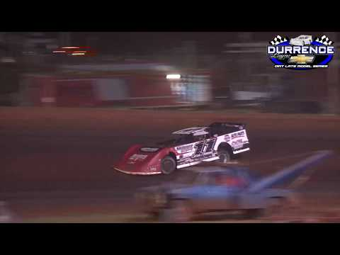 Talladega Short Track 10-13-18 Durrence Layne Racing Series Feature