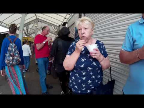 Great Yarmouth Market - What the guide books don't tell you