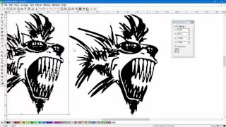 How to Vectorize in FlexiSIGN software and convert bitmap graphics to vector artwork