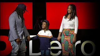 How to co-parent aṡ allies, not adversaries | Ebony Roberts and Shaka Senghor