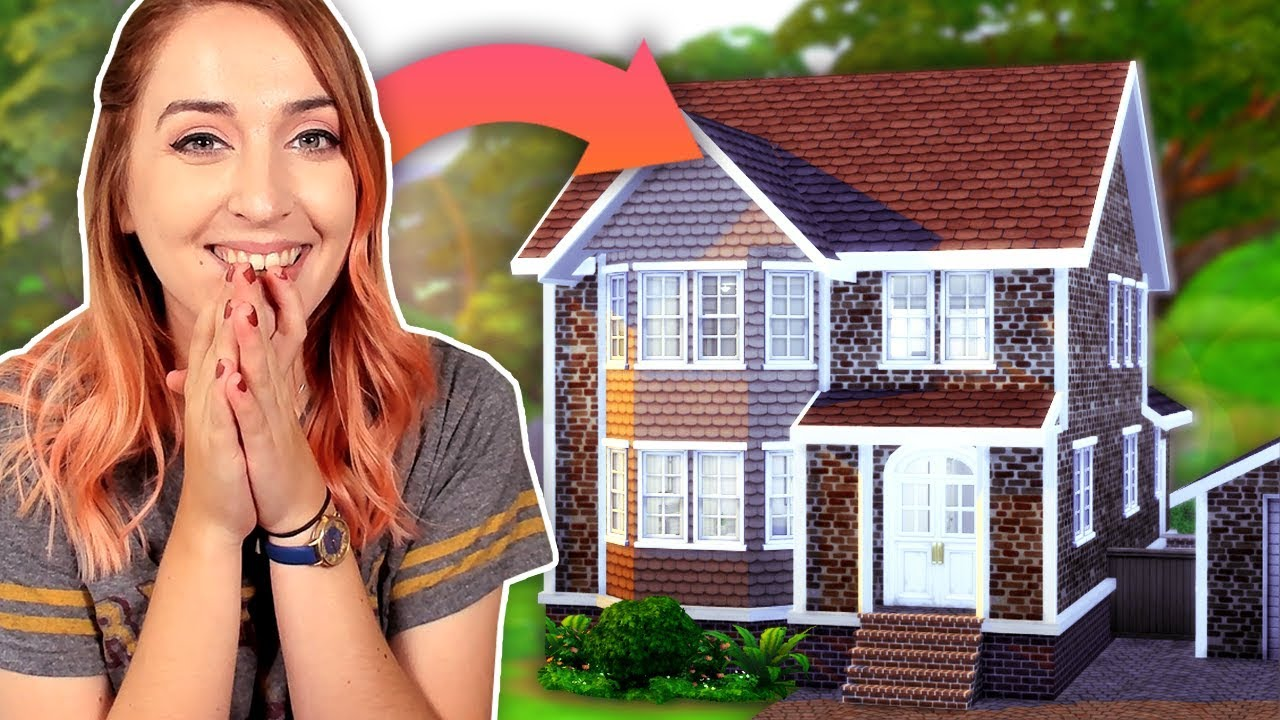 I Moved House...So I Built It In The Sims 4 thumbnail