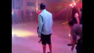 2016-01-08 Baile de Feria, San Pedro Atzompa - club de baile sonido chocker (Dimension 2000)