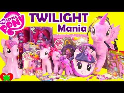 My Little Pony Twilight Sparkle Mania