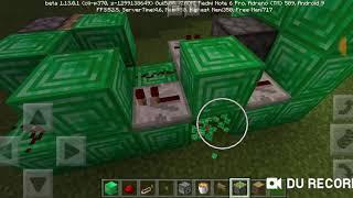 Stříleč ohnivích šípů/ Minecraft rady #3
