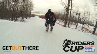 Red Bull Crashed Ice Riders Cup Sherbrooke 2015 Review