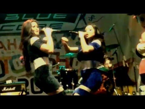 Duo Serigala - Sakitnya Tuh Disini (LIVE Cover Cita Citata - Goyang Drible  HOT ]