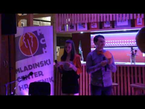 Slovenska nota 2017: razglasitev najboljših treh besedil (Mladinski center Hrastnik)