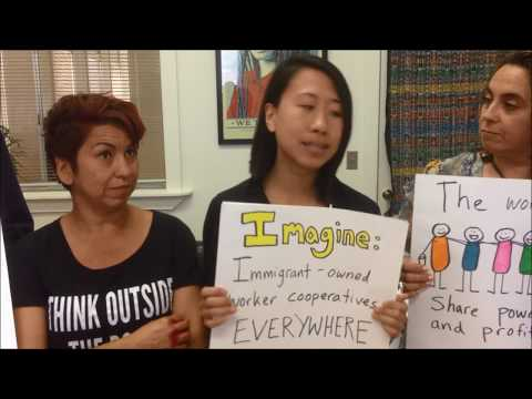 Immigrant-Owned Worker Cooperatives Need Legal Support!