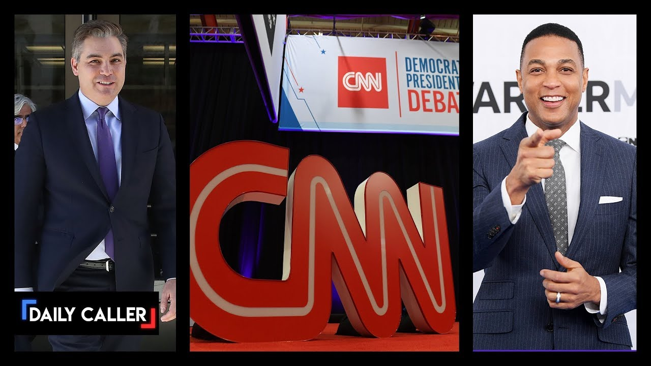 DC Shorts Jeff Zucker, President Of CNN, Thinks Fox News Is Bad For America