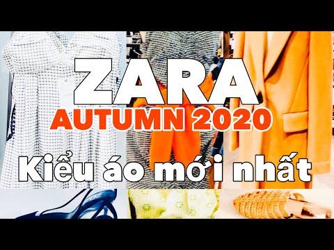 ZARA. AUTUMN  COLLECTION  2020  |  XU HƯỚNG THỜI TRANG Ở ÚC 2020