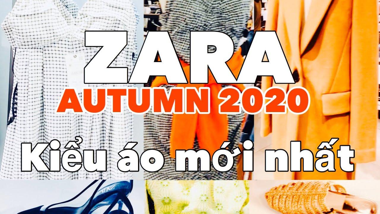 ZARA. AUTUMN  COLLECTION  2020  |  XU HƯỚNG THỜI TRANG Ở ÚC 2020 | Tóm tắt các thông tin về xu hướng thời trang 2020 chính xác