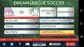 Dream league soccer Dinheiro infinito[Versão 2.07↓