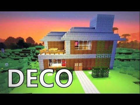 Minecraft : Comment Créer Une Belle Maison