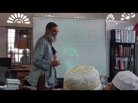 MUDAHNYA BAHASA ARAB & ENGLISH(Grammar:Lesson 1)