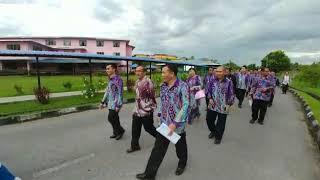 Sambutan Hari Guru SMK MUKAH 2018