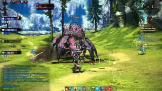 Tera - Battle with Arakia