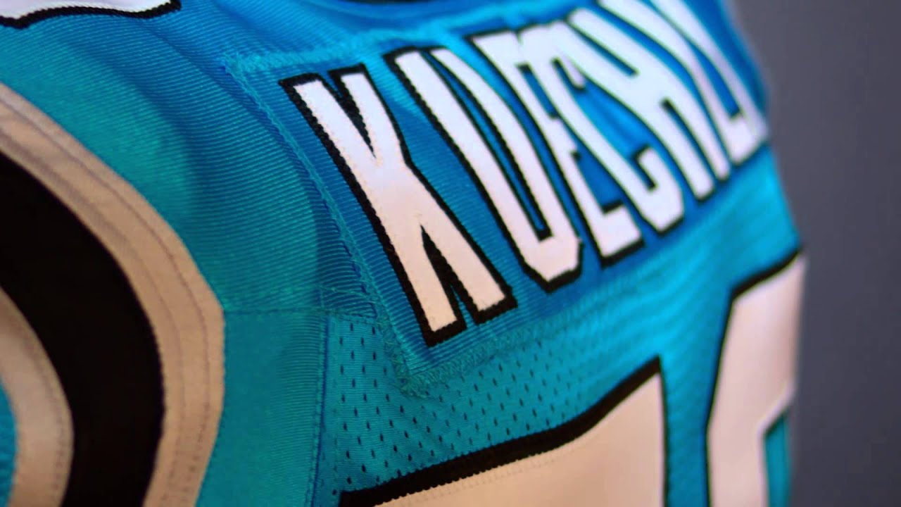 Carolina Panthers Color Rush Reveal