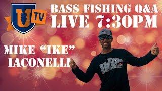 "Bass Fishing SECRETS & TIPS : Live ""How to Bass Fish"" Q&A"