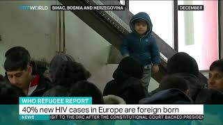 Migrants in Europe are at a higher risk of falling ill while in hos...