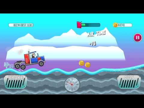 Cars Hill Climb Race Android Gameplay