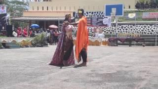 drama tari roro jonggrangbandung bondowoso