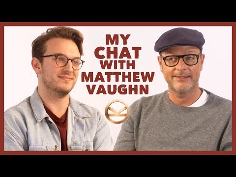 My Chat with Matthew Vaughn