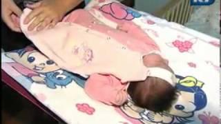 Bebê nasce gigante e surpreende população de Arealva (SP).mp4