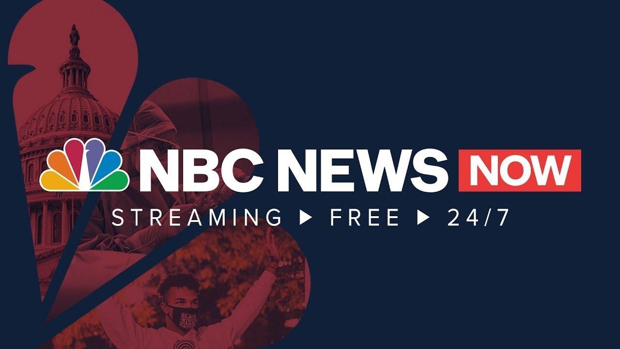 LIVE: NBC News NOW - October 25